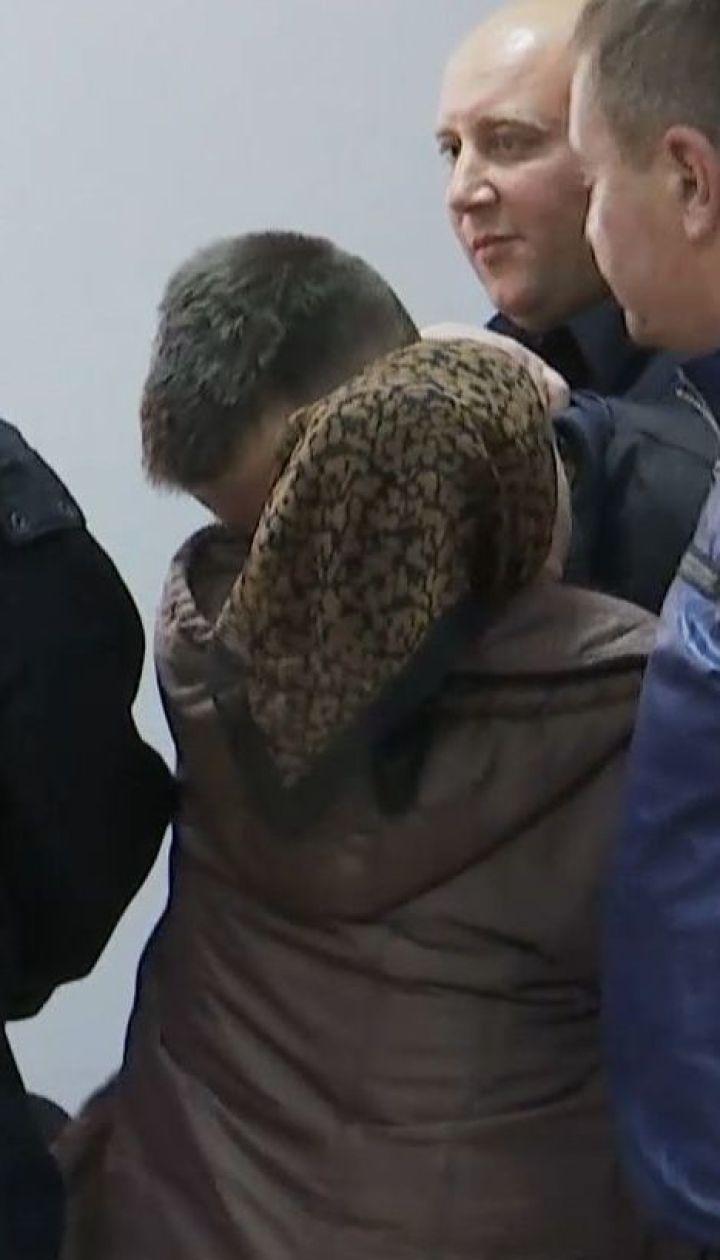 20-річного хлопця, який тяжко травмував поліцейську, арештували на 2 місяці