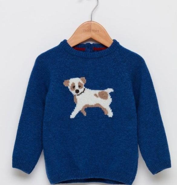 свитер, как у принца Луи