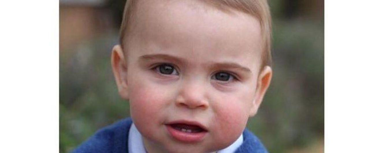Эффект принца Луи: свитер, как у сына герцогини Кембриджской раскупили за несколько часов