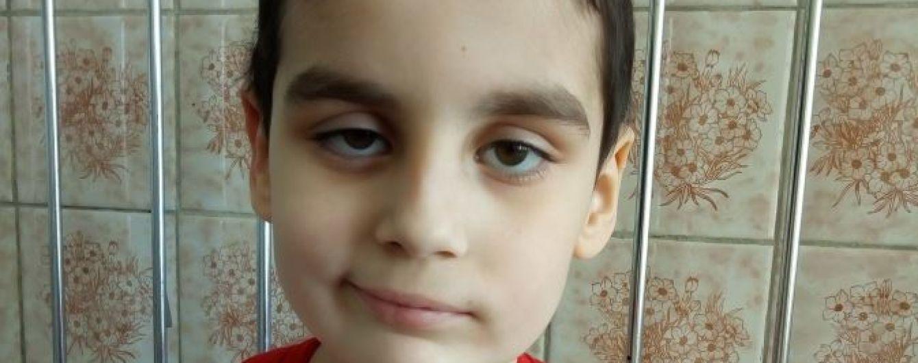Тимур нуждается в помощи, чтобы одолеть рак крови