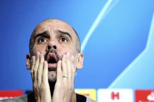 Гвардиола разочарован словам Сульшера, которые он сказал перед манчестерским дерби