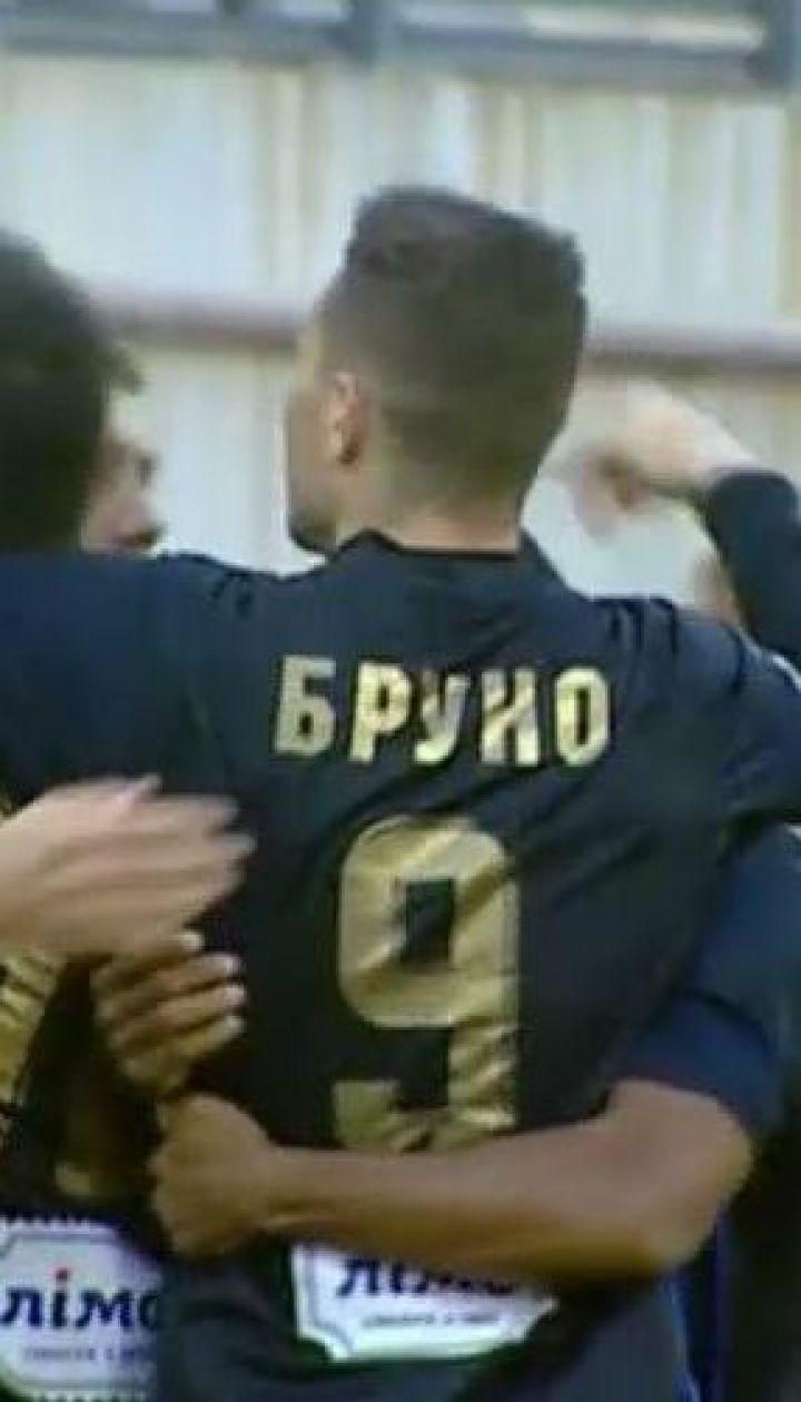 Зоря - Львів - 0:1. Відео голу Бруно