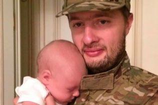 """""""Теперь можно"""". Невестка Порошенко призналась о военной службе сына президента"""