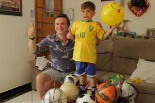 Дмитрий Комаров встретится с самой молодой звездой бразильского футбола