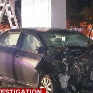 У Каліфорнії водій навмисно в'їхав у натовп пішоходів: 8 постраждалих
