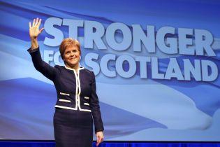 Глава правительства Шотландии анонсировала референдум о независимости на фоне Brexit