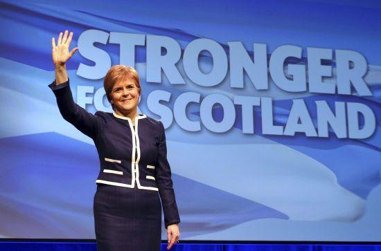 Глава уряду Шотландії анонсувала референдум про незалежність на тлі Brexit