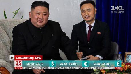 Цікаві подробиці зустрічі Кім Чен Ина з Володимиром Путіним