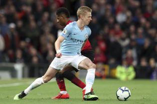 """Украинский талисман. """"Манчестер Сити"""" выиграл все матчи в 2019 году, когда в старте играл Зинченко"""