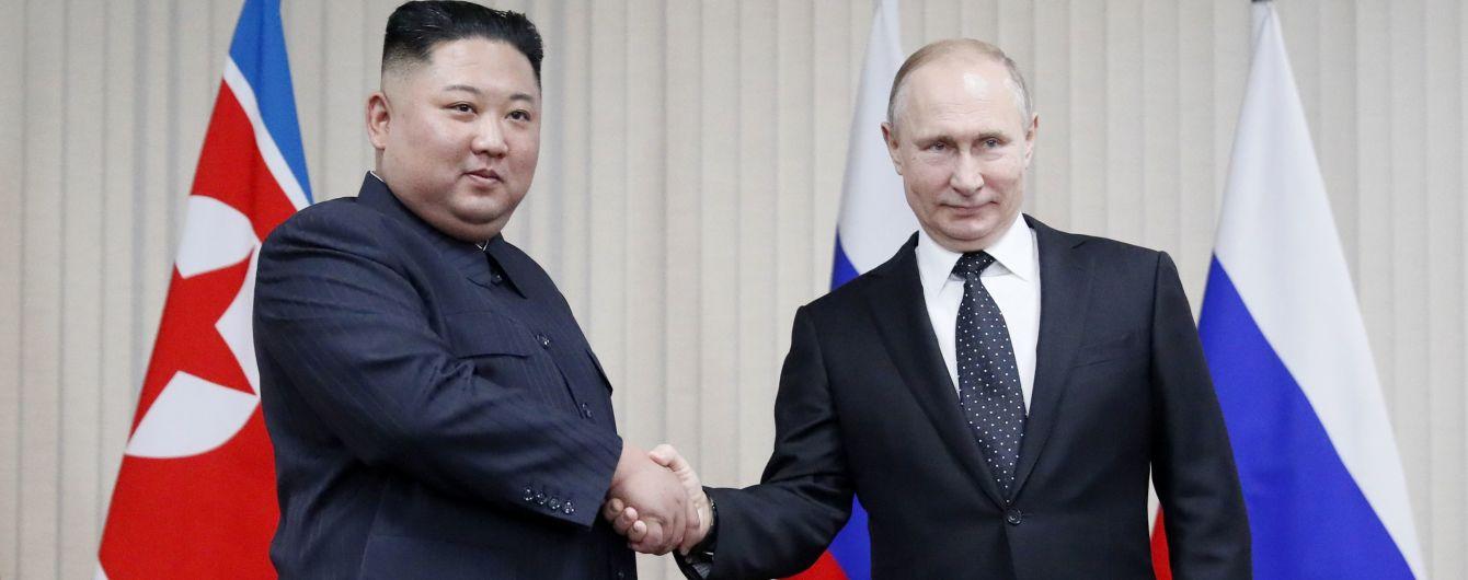 Во Владивостоке состоялись переговоры Путина и Ким Чен Ына