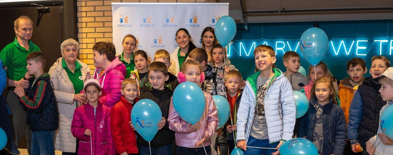 Асоціація CHILD.UA продовжує марафон на підтримку людей з аутизмом