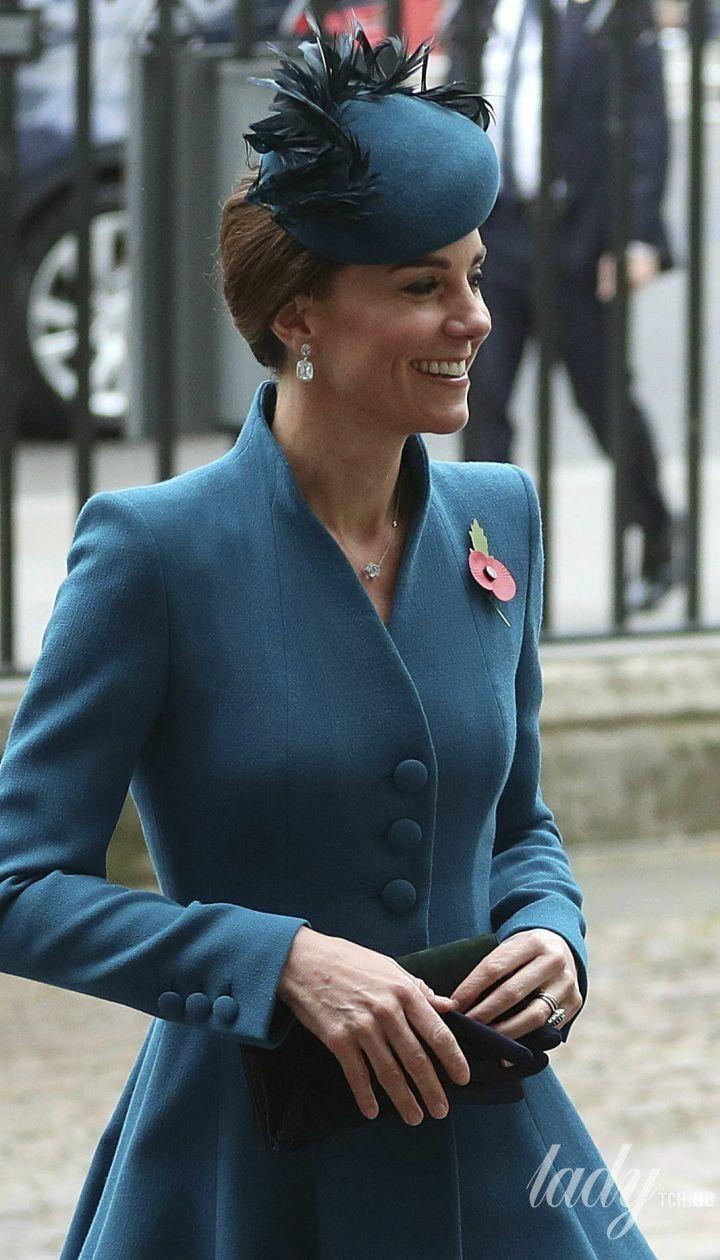 Герцогиня Кембриджская Кэтрин и принц Гарри