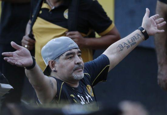 Марадона назвав найкращого гравця в історії футболу, це не Мессі чи Роналду
