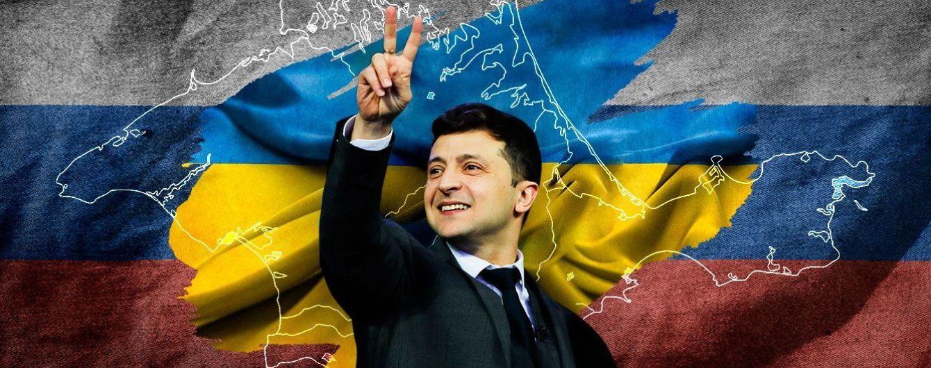 Победа Зеленского: растерянность в Крыму и России
