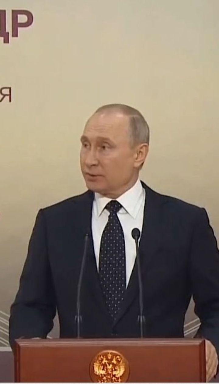 """""""Пусть выносят"""": Путин прокомментировал созыв Совбеза ООН"""