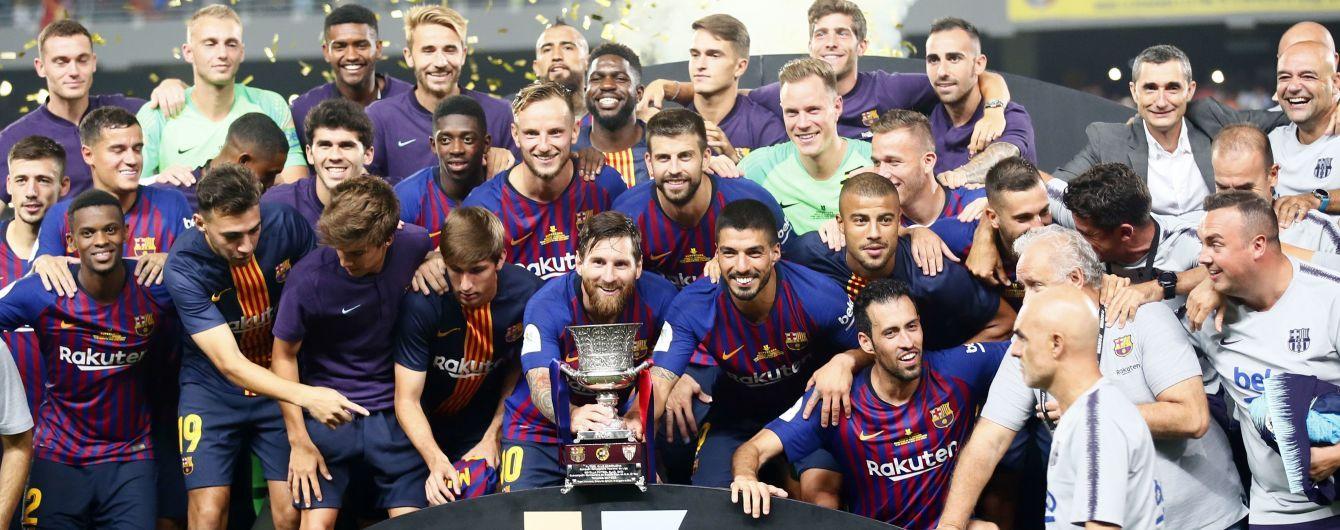 Испанские клубы выступили против нового формата Кубка и Суперкубка страны