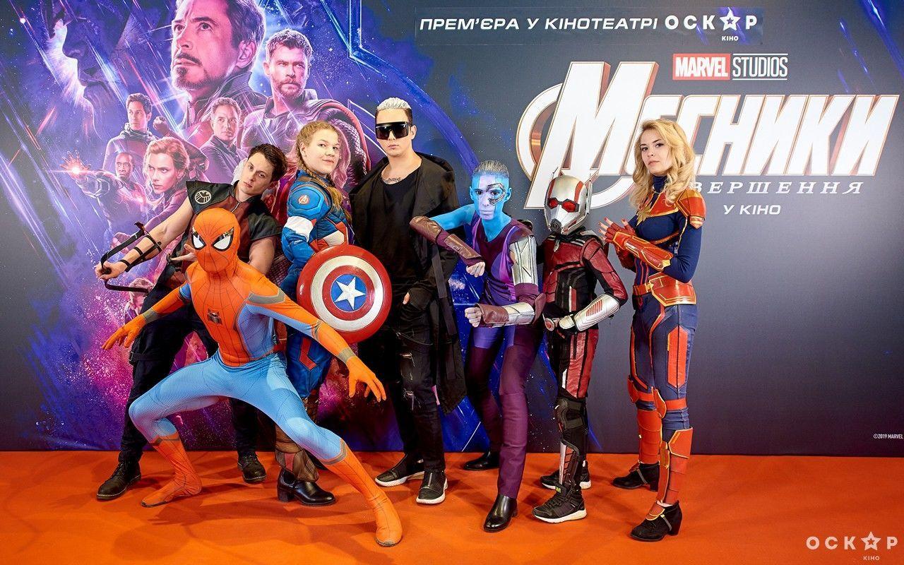 """Премьера фильма """"Мстители: Финал""""_14"""
