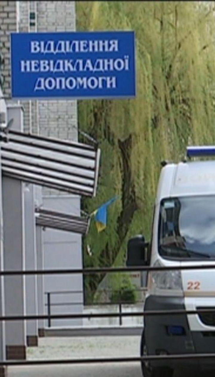 Во Львовской области двухлетний малыш упал в кастрюлю с кипятком