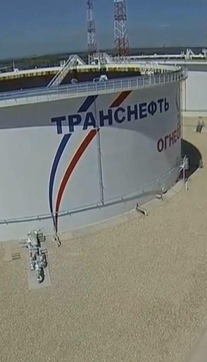 Словаччина слідом за Україною відмовилась від транзиту нафти з Росії