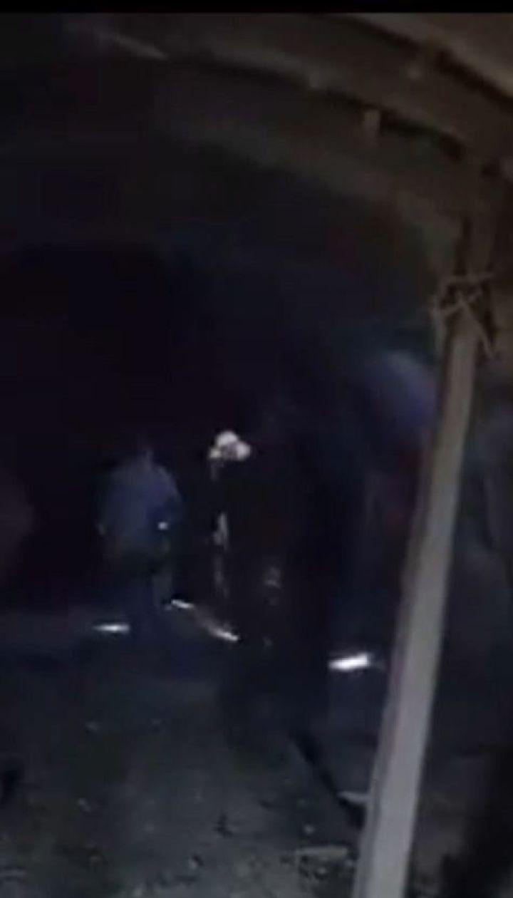 Вибух трапився в шахті на Луганщині