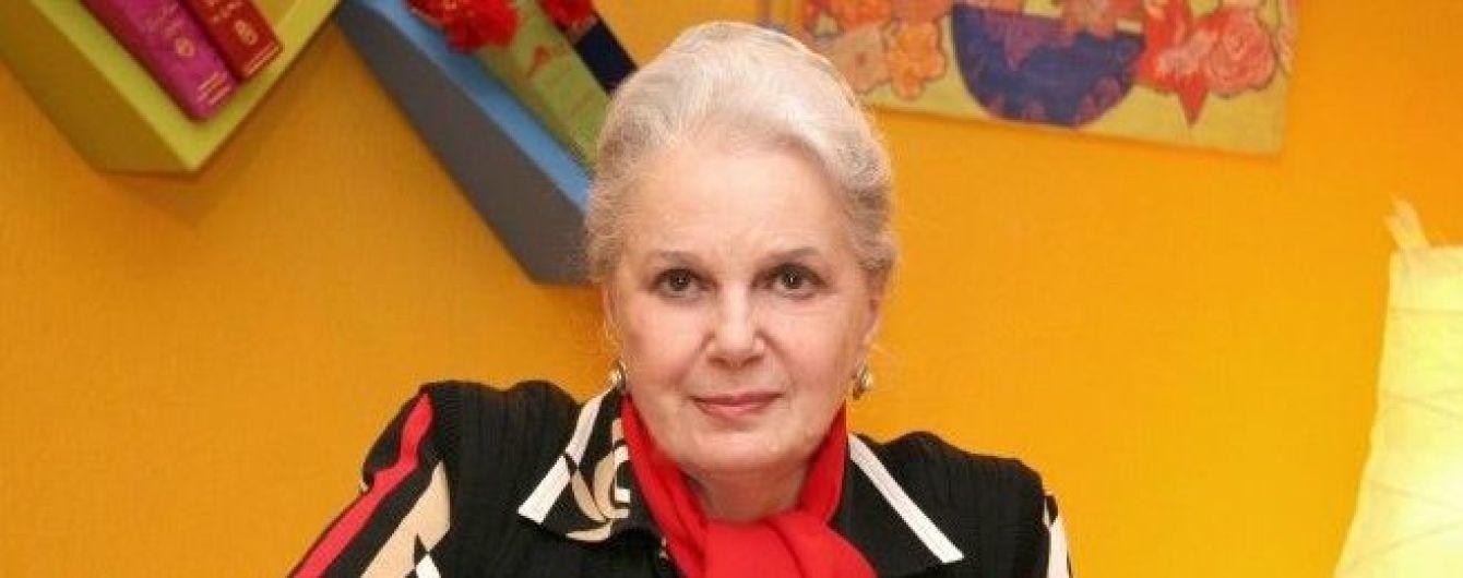 Умерла советская звезда Элина Быстрицкая