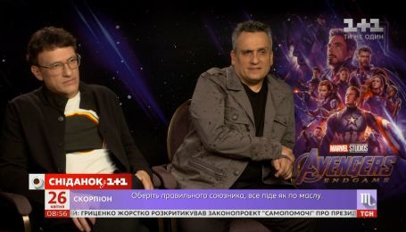 Эксклюзивное интервью братьев Руссо о заключительной части Мстителей
