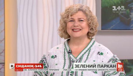 Наталья Подлесная показала, как правильно сажать и удобрять живую изгородь