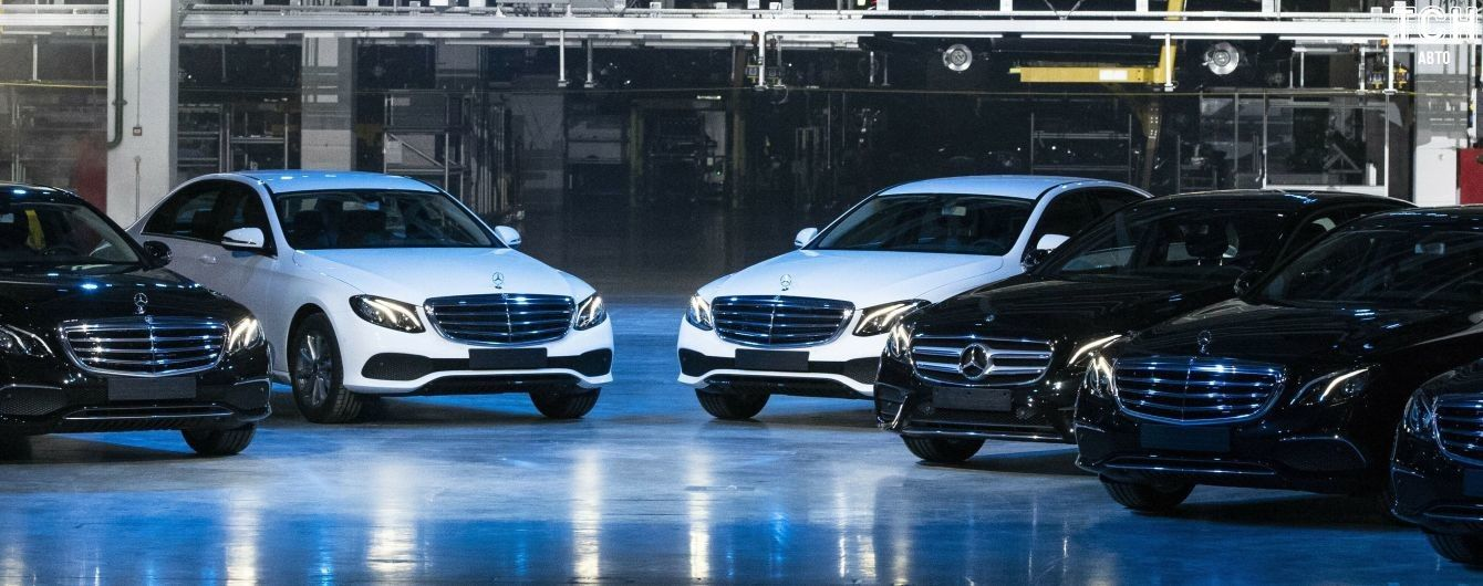 Обвал продаж толкает Daimler к масштабным увольнениям
