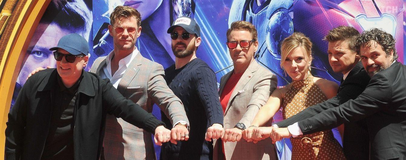 """Создатели """"Мстителей. Финал"""" эксклюзивно рассказали о съемках финальной части"""