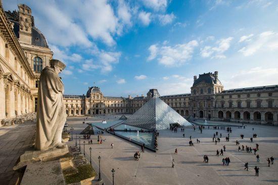 У Луврі покажуть унікальну виставку робіт Леонардо да Вінчі