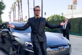"""Електрокар Audi e-tron GT засвітили на презентації """"Месників"""""""