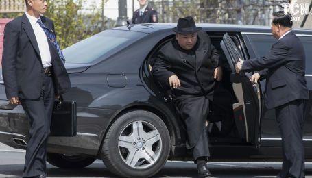 Через Россию? Как лидер КНДР получил санкционные лимузины