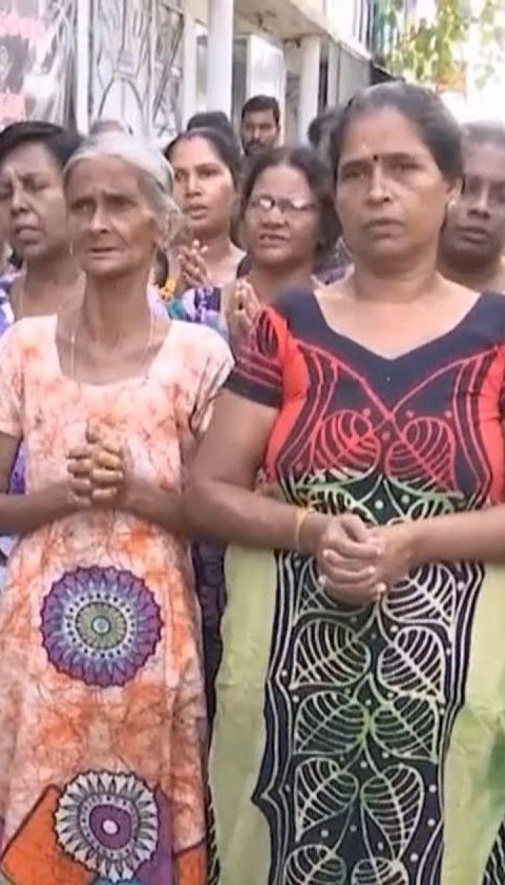 Теракти на Шрі-Ланці: жертв було менше, бо помилково рахували понівечені тіла кілька разів