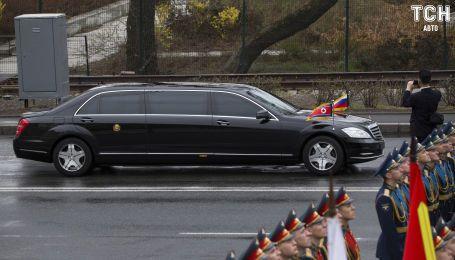 Mercedes открестился от санкционных лимузинов лидера КНДР