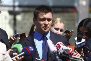 Климкин назвал следующую после Донбасса цель Путина в Украине