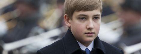Белорусский принц Уильям. Сеть ошеломил возмужавший сын Лукашенко
