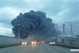 У Росії на одному з найбільших заводів з виготовлення ракет сталася пожежа