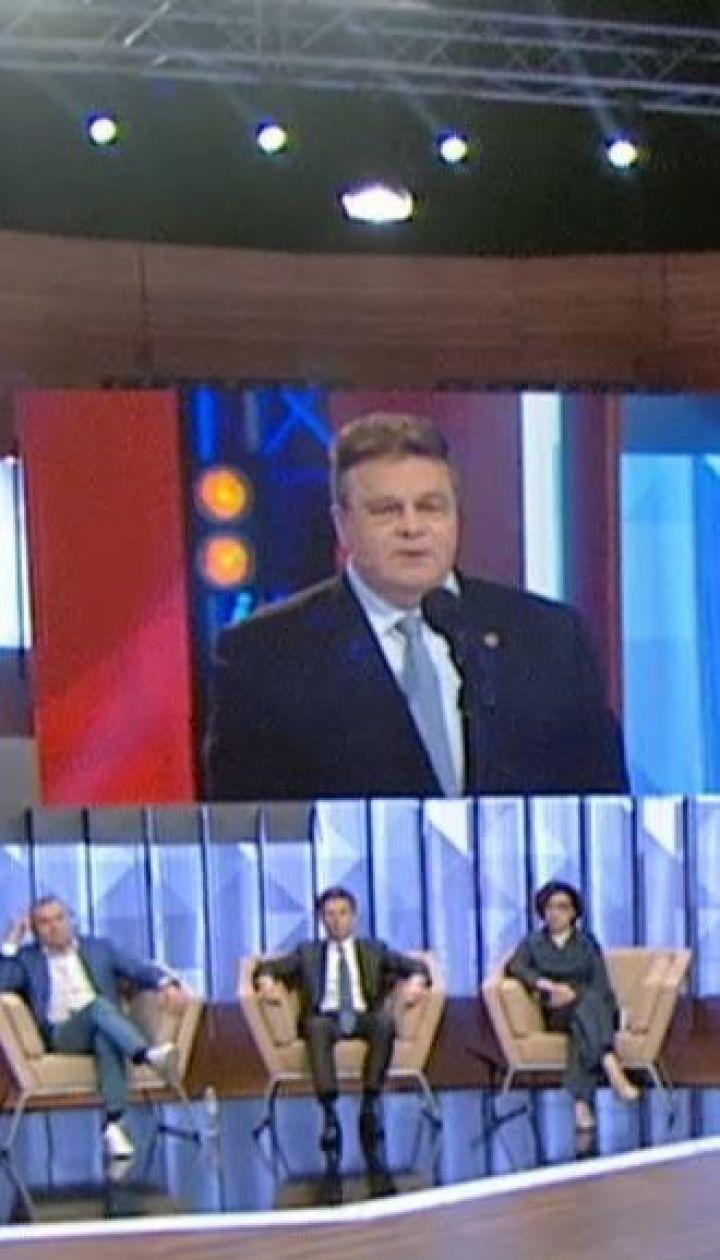 МЗС Литви закликає ЄС не визнавати російські паспорти, видані мешканцям окупованого Донбасу