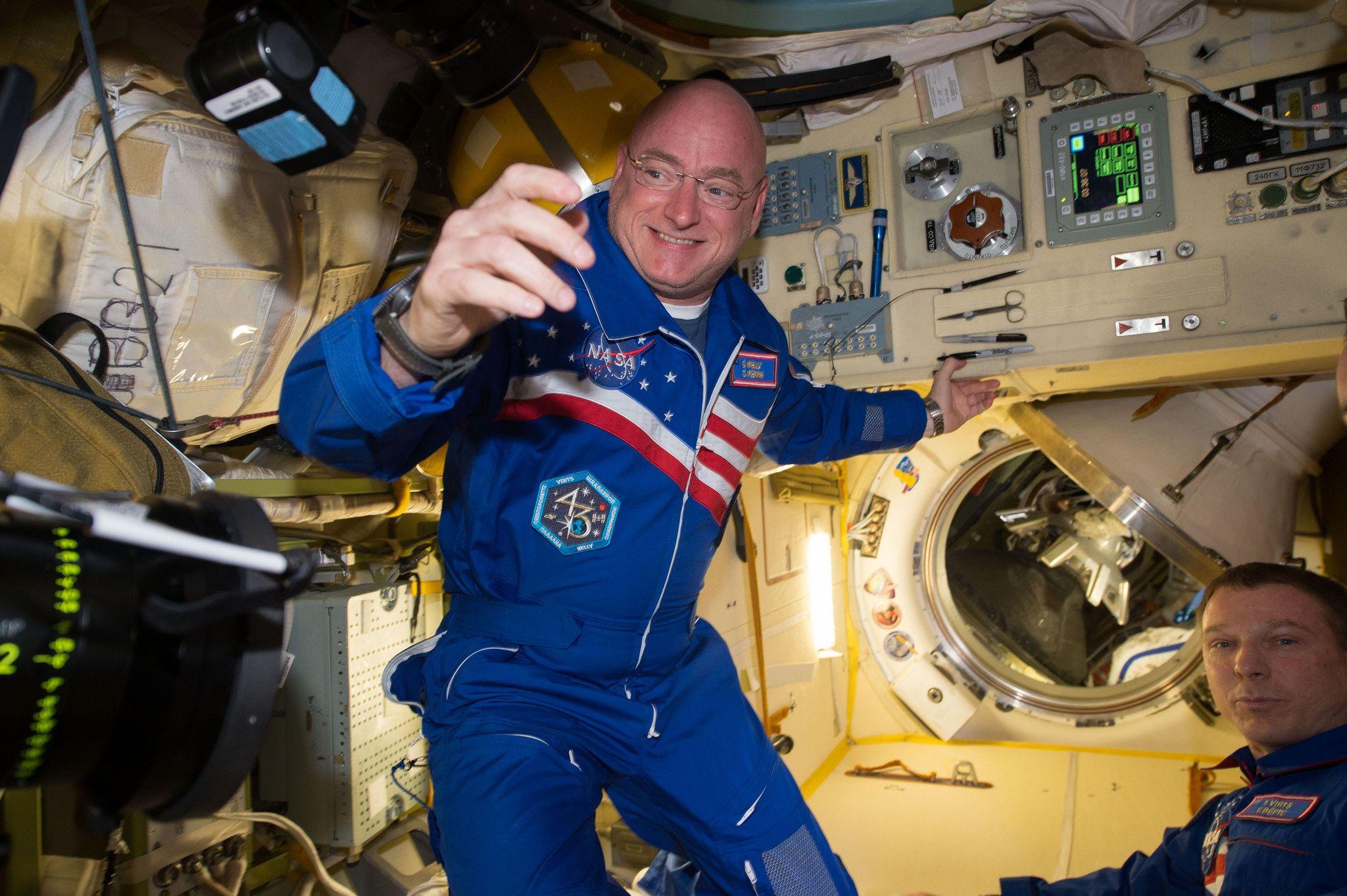 міжнародна космічна станція, скотт келлі_3