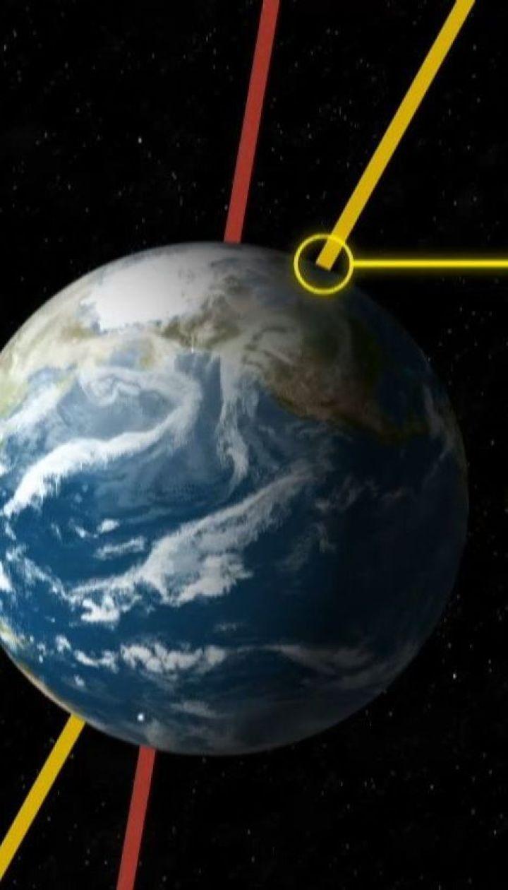 Загроза непередбачувана: науковці налякані пришвидшенням руху магнітного полюса Землі