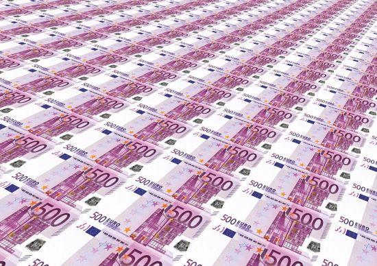 У Євросоюзі припинили випуск банкноти 500 євро