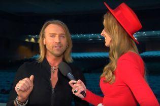 Олег Винник признался, что иногда забывает слова собственных песен