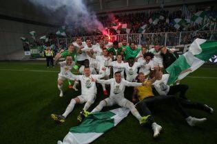 Фанаты устроили невероятные овации команде Реброва после разгромного поражения в Лиге чемпионов