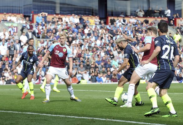 Александр Зинченко помог Манчестер Сити вновь обойти Ливерпуль вчемпионате Британии