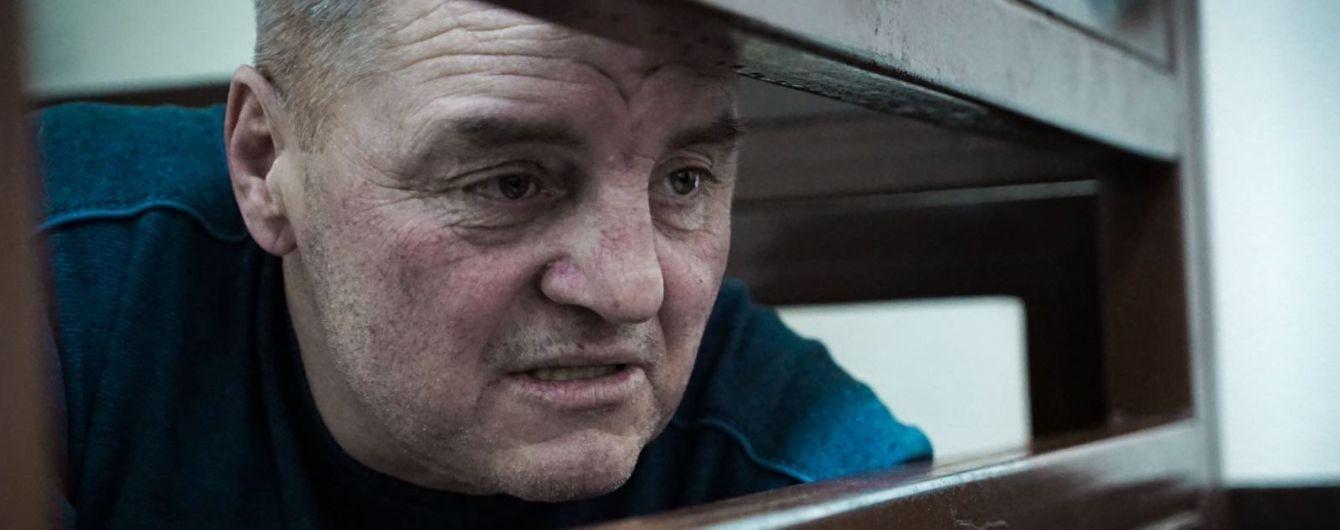 Состояние Бекирова ухудшается: он задыхается и кашляет с кровью