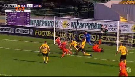 Александрия - Мариуполь - 2:1. Видеообзор матча