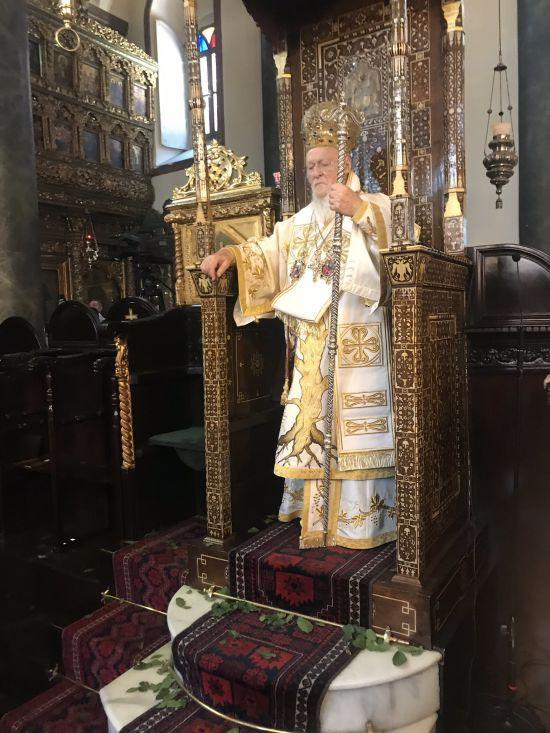 Вселенський патріарх Варфоломій провів панахиду за жертвами Голодомору