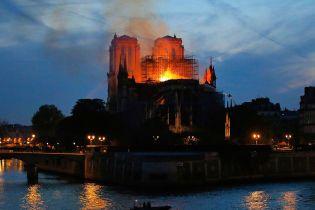 Після пожежі у Нотр-Дамі в оселях міг осісти свинець, парижан попереджають про загрозу