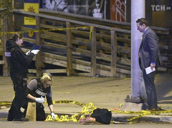 У Балтиморі невідомий влаштував стрілянину біля баптистської церкви