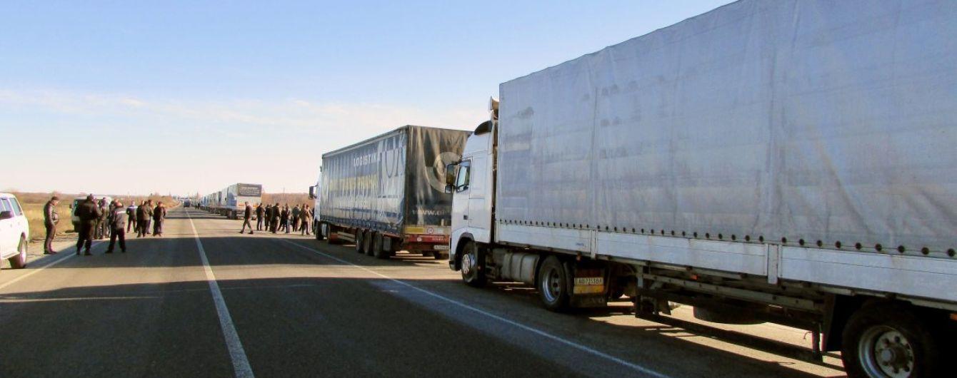Россия разрешила транзит в Азию санкционных украинских товаров